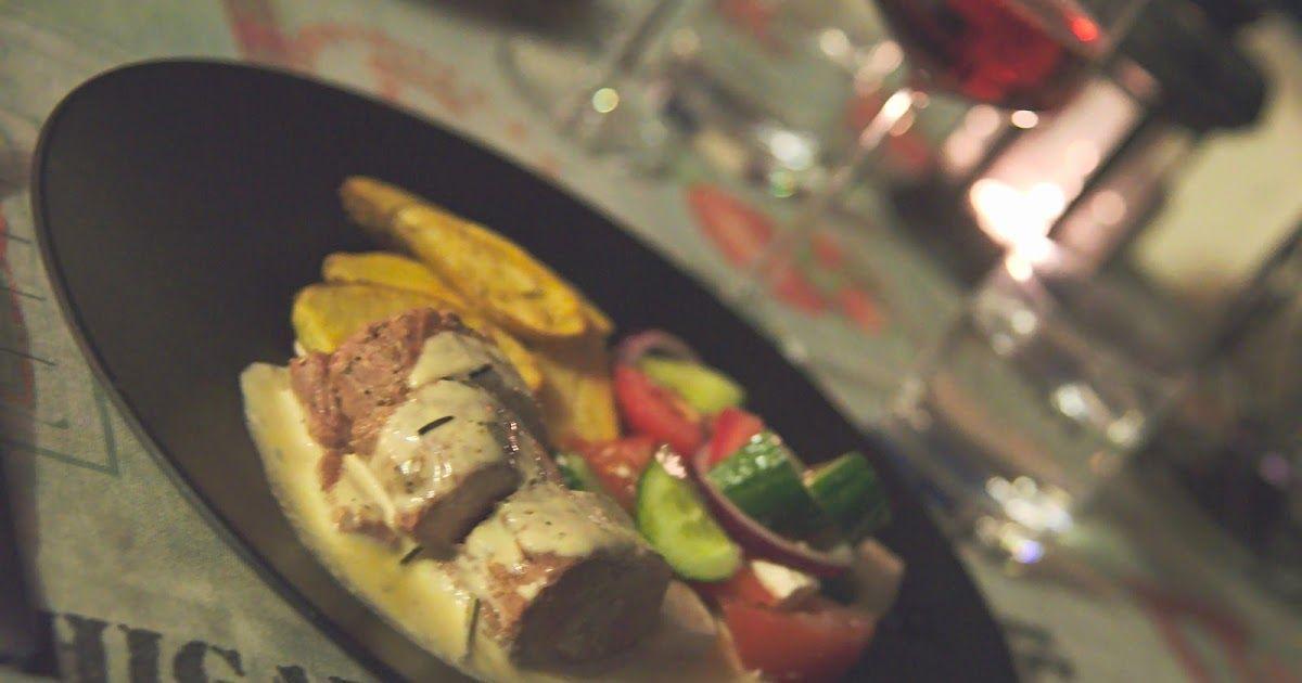Äijäruokaa on ruokaa, juomaa ja matkailua käsittelevä blogi.