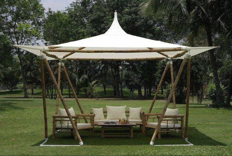 tipi bamboo - Bamboo Canopy 2015