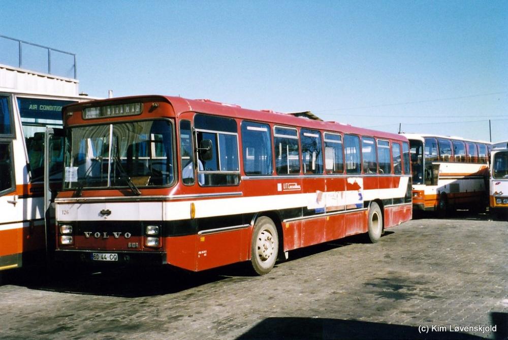 1981' Volvo B10R-55 Hainje   Carvalhos   Kim L   Flickr