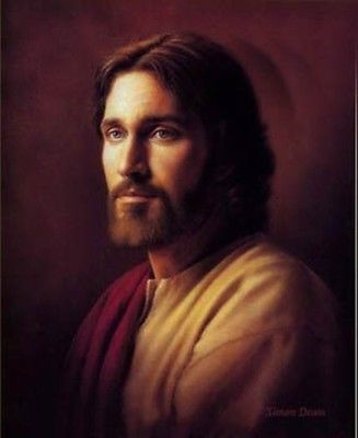 Malen Nach Zahlen Jesus Christus Neu Komplettset 50cm X 40cm