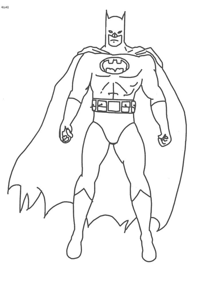Free Batman Coloring Pages 001 In 2020 Superhero Coloring Pages Coloring Pages Inspirational Batman Coloring Pages
