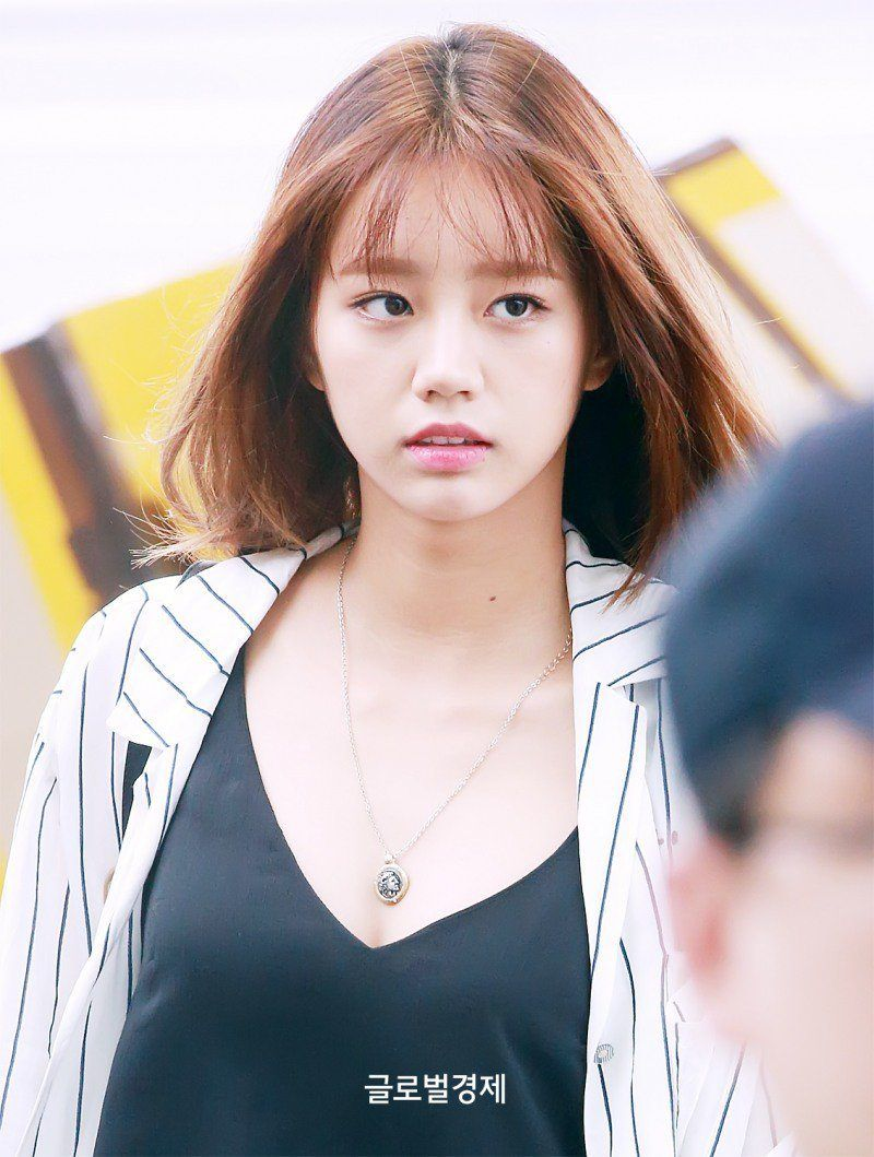 Hyeri Spotted In Public For The First Time Since Her Dating News