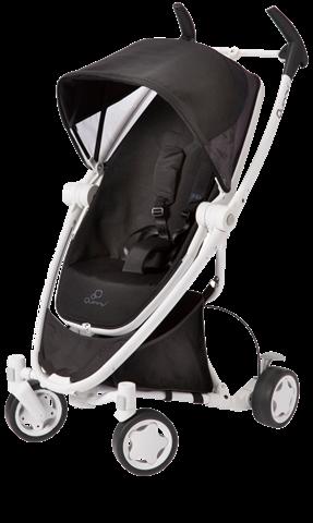 Zapp Xtra Quinny USA The Flexible Stroller Stroller