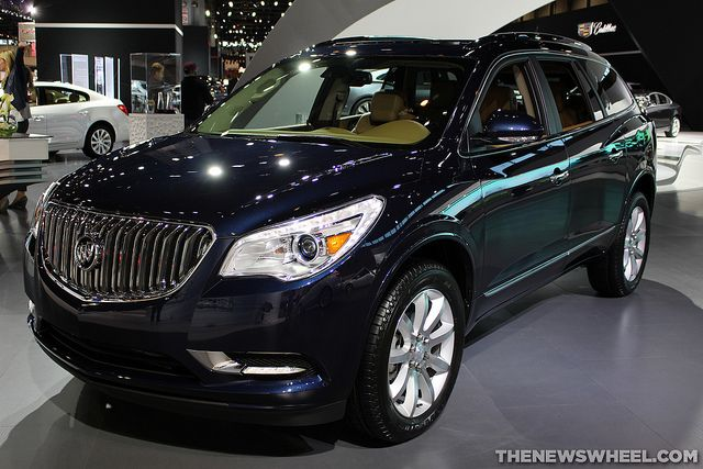 2016 Buick Enclave Tuscan Edition Revealed Buick Gmc Buick Buick Enclave