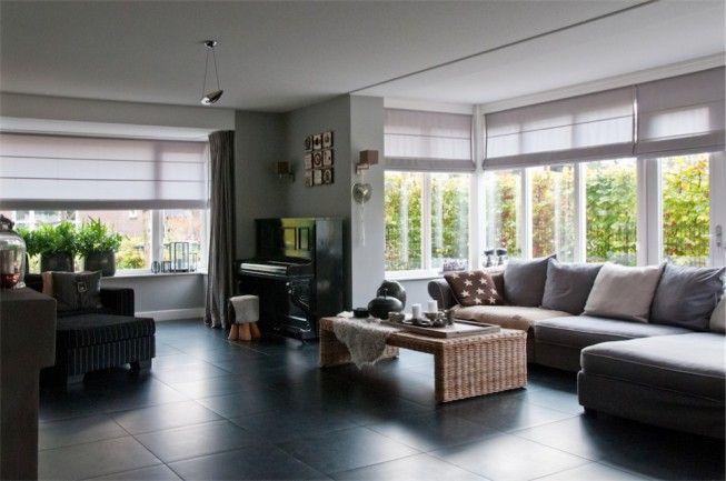Woonkamer Inspiratie Landelijk : Oranjeburg schiedam woonkamer inspiratie landelijk woonkamer