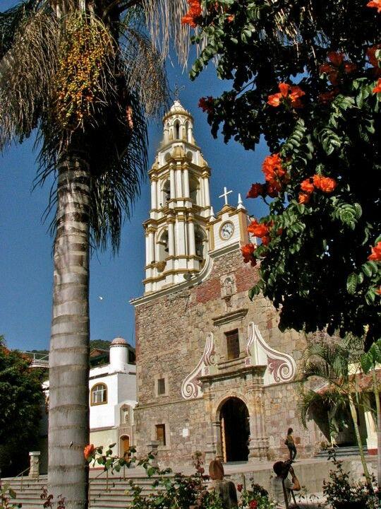 Parroquia de San Andrés Apóstol. Ajijic.