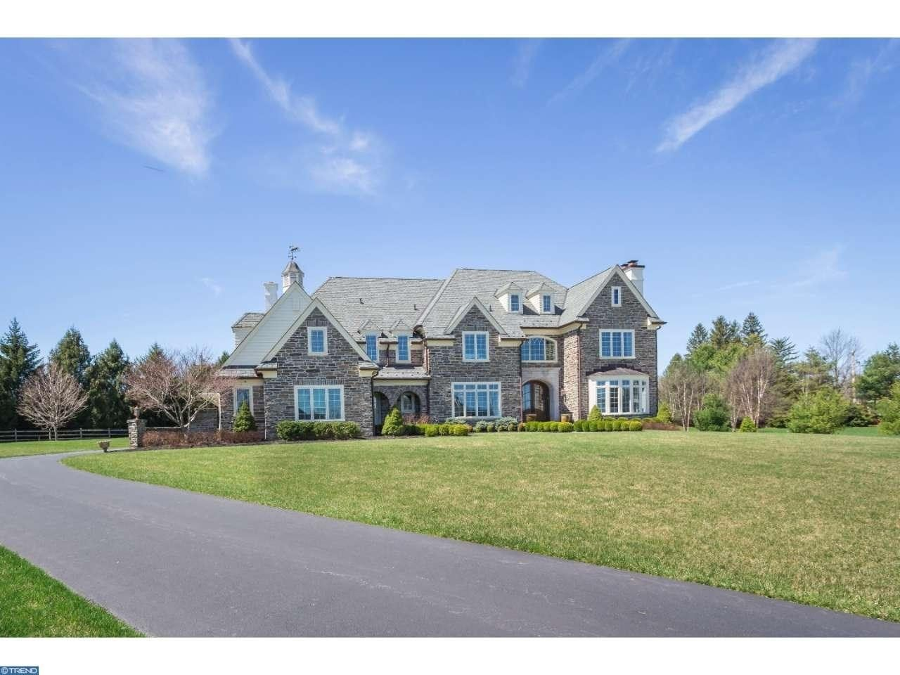 carriage homes for sale newtown square pa