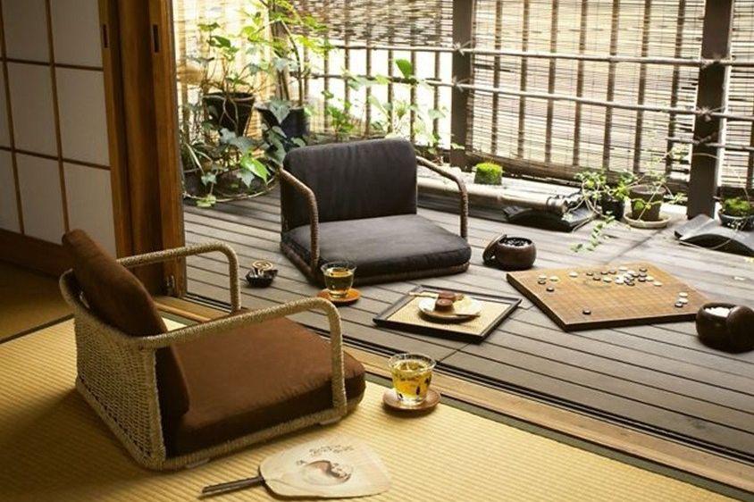7 Dekorasi Yang Wajib Ada Di Interior Rumah Jepang Desain Interior Desain Interior Rumah Interior