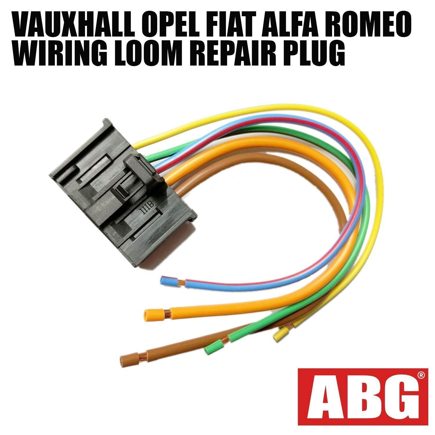 Vauxhall Corsa Wiring Loom Just Another Diagram Blog Opel Pdf For Fiat Grande Punto D Heater Resister Rh In Pinterest Com Sale