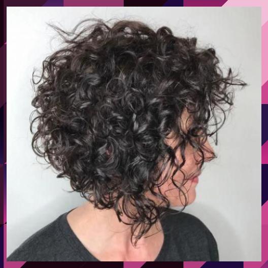 65 Different Versions Of The Curly Bob Hairstyle Damenfrisuren Frisuren Haare Haareflechten Hairstyle Lon In 2020 Frisuren Haarschnitte Bob Frisur Coole Frisuren