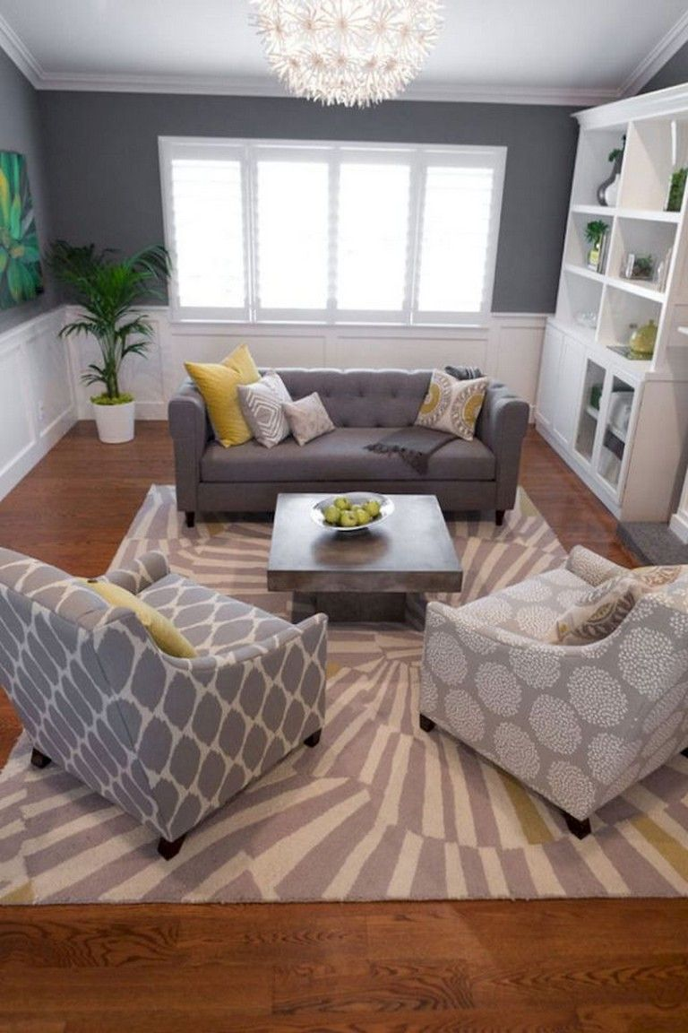 60 Amazing Small Living Room Decor Ideas on a Budget images