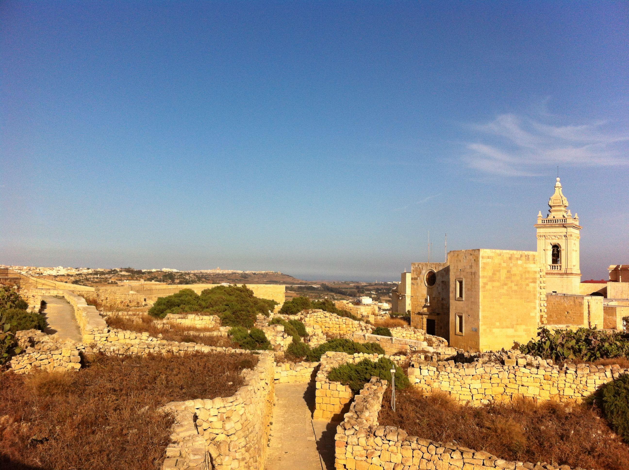 Cathédrale de Victoria - Gozo