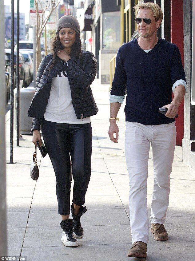 Tyra Banks And Erik Asla Welcome Miracle Son York Via Surrogate Surrogate Erik Asla Tyra Banks