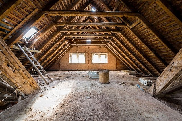 Old Attic Makeover Make It Chic Useful And Fabulous