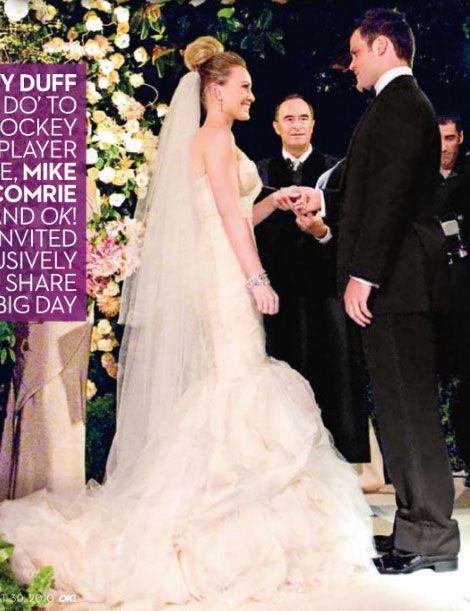 Celebrity Wedding- Hilary Duff ~ Wedding Bells | Hilary Duff ...