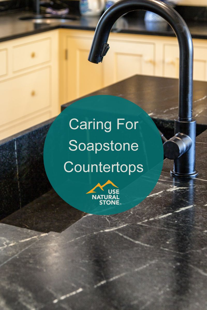 Caring For Soapstone Countertops Use Natural Stone Soapstone