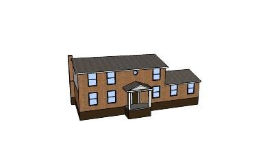 St. Louis House by Agape Retaining Walls, Inc. -- Google ... on Sketchup Backyard id=48411
