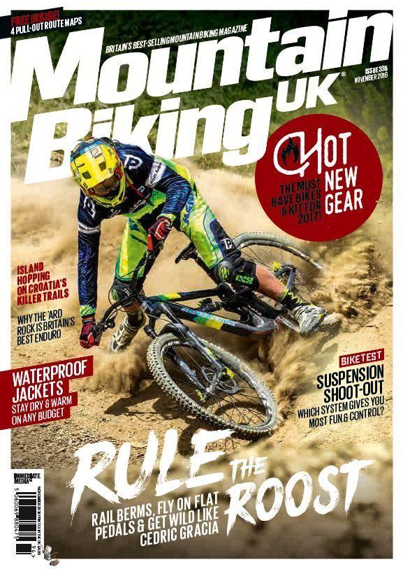 Mountain Biking Uk Issue 335 November 2016 With Images