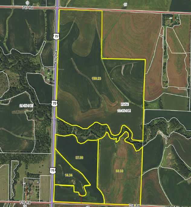 For Sale in Dawson, Nebraska. 269.43 acres, m/l, containing 241.1 cropland acres. Hard Surface Road and Many Improvements. http://www.landbluebook.com/ViewLandDetails.aspx?txtLandId1=6ded01bd-5954-40ea-b168-a664fdecadc0