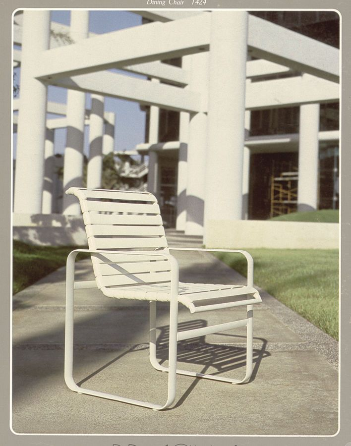 Tropitone Brasilia Chair Furniture Companies, Vintage Furniture, Outdoor  Furniture, Patios, Courtyards, - Tropitone Brasilia Chair Since 1954 In 2018 Pinterest Vintage