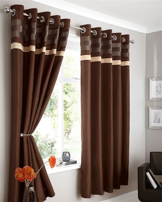 20 Hottest Curtain Design Ideas For 2021 Pouted Com Curtain Designs Curtains Living Room Brown Curtains Living Room
