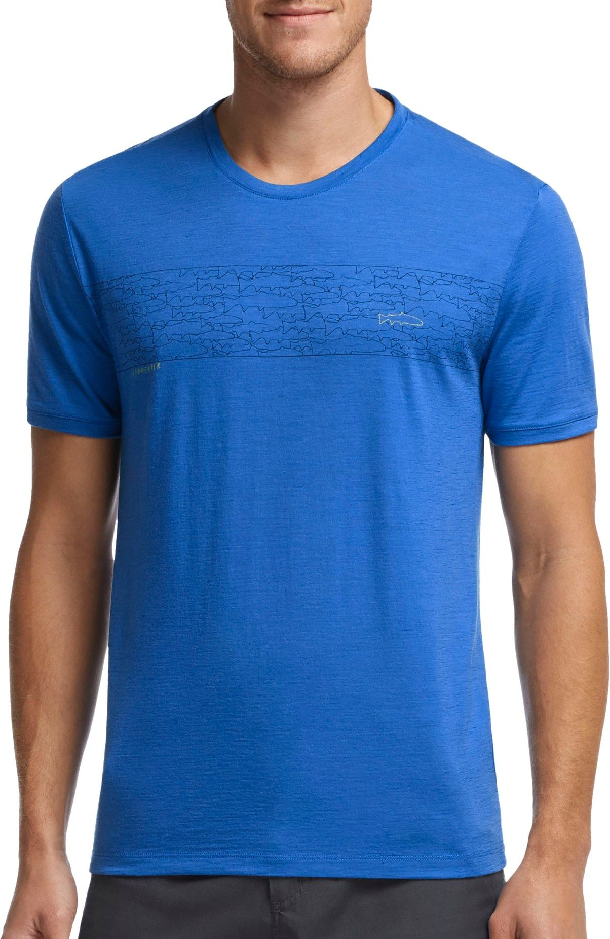 06cfb24449 Icebreaker Male Tech Lite School's Out T-Shirt - Men's | *Apparel ...