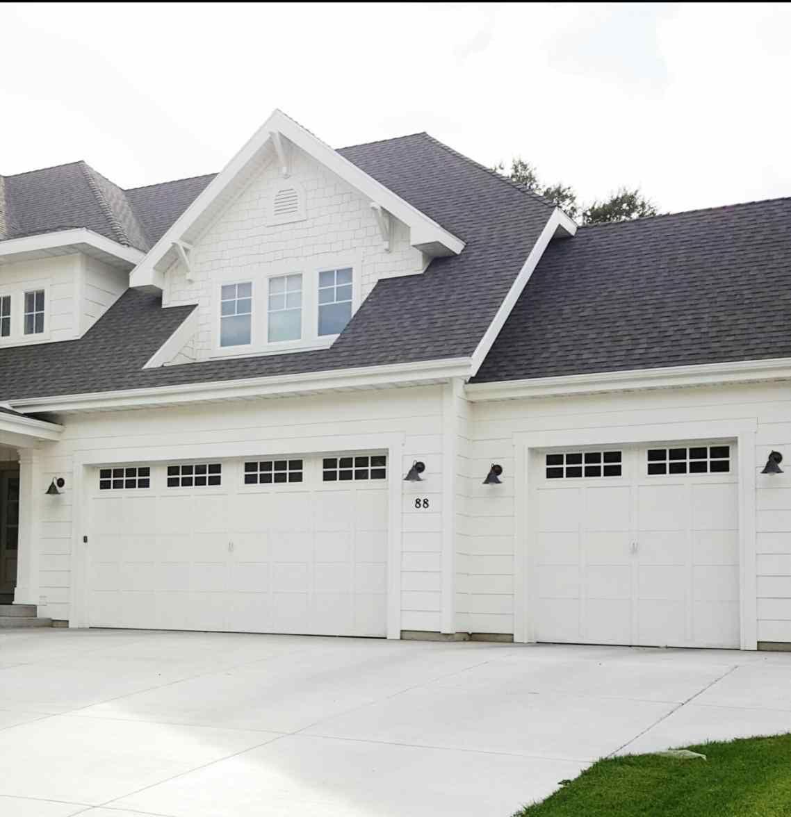 Best Modern Roof Shingles Garage Door Design Garage Doors 640 x 480
