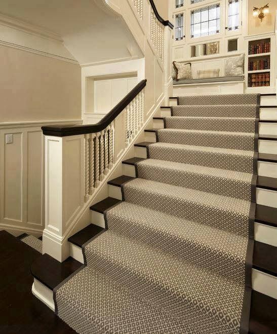Stair Carpet Pieces   Tips For Choosing The Right Stair Carpet