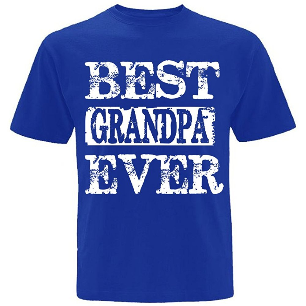 fresh tees Best Grandpa Ever T-shirt Father's Day Shirt gifts for grandpa papa shirt grandpa shirts #papashirts