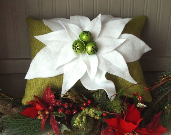 Ready to shipBurlapChristmas by TheBurlapCottage on Etsy, $45.00