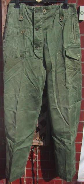 British 1950 Pattern Combat Trousers. Workwear Trousers b64a9ec3ef9