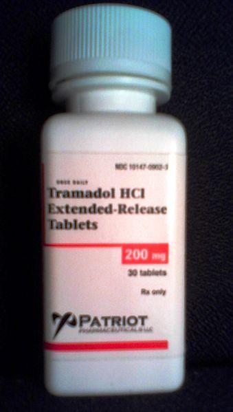Ultram for arthritis pain