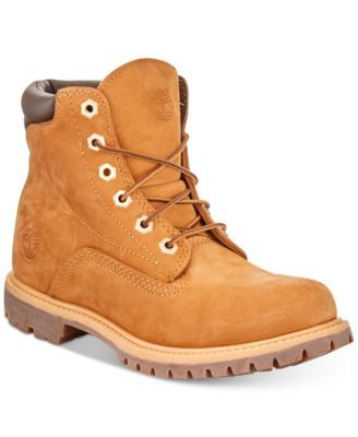 Timberland Women's Waterville Waterproof Boots, Created for