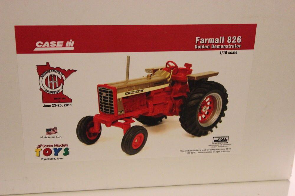 ERTL 1//16 IH INTERNATIONAL FARMALL 7120 SE MAGNUM TRACTOR