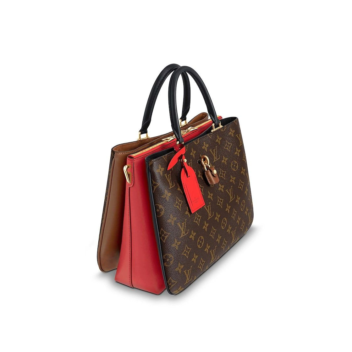 Vuitton louis embossed arm candy exclusive photo