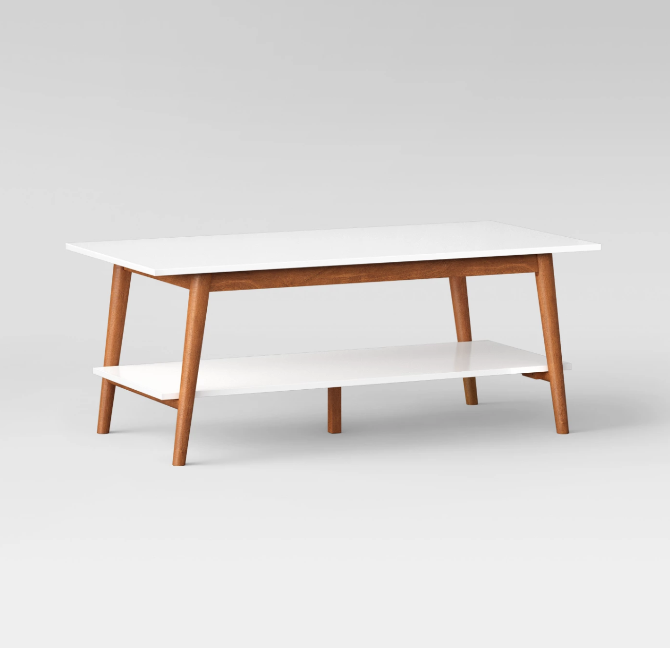 The 14 Best Coffee Tables Under 200 Hunker White Coffee Table Modern Coffee Table Cool Coffee Tables [ 1262 x 1306 Pixel ]
