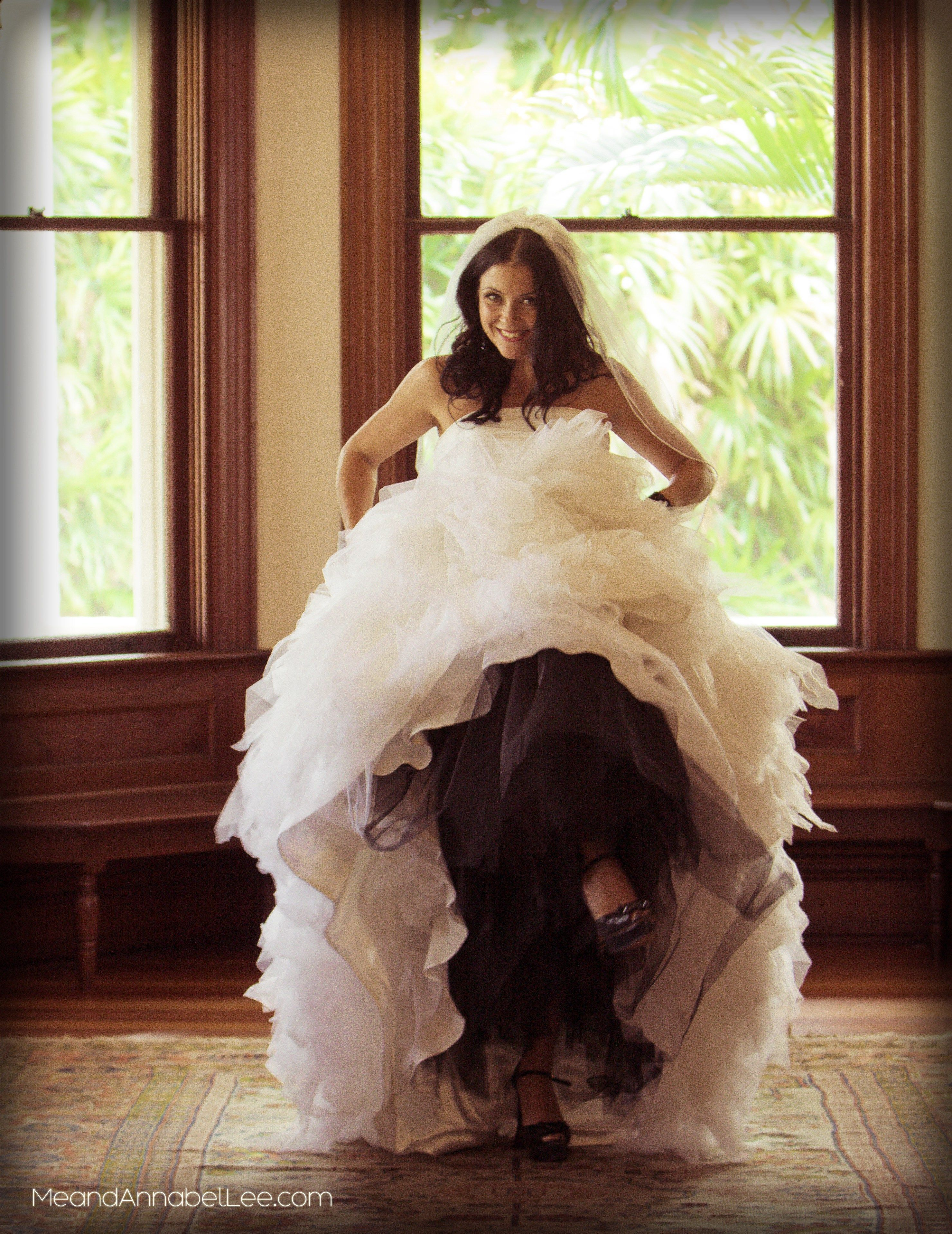 Gothic Bride Adding Black Accessories To A White Wedding Dress Me And Annabel Lee Gothic Bride Black Wedding Dress Gothic Gothic Wedding Dress