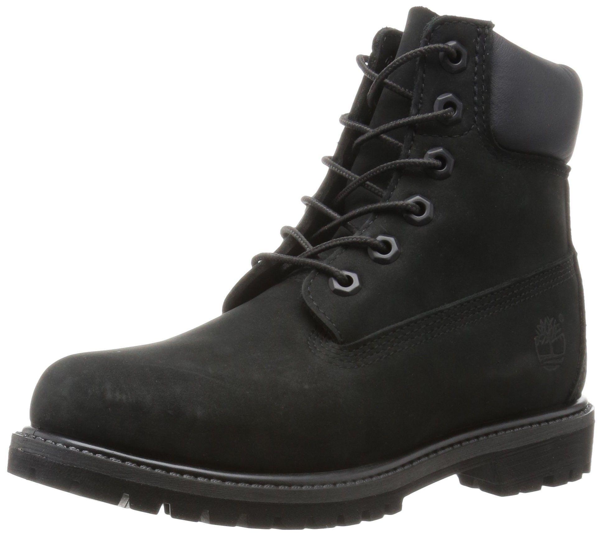 botas timberland mujer timberland 6 inch premium botas negro