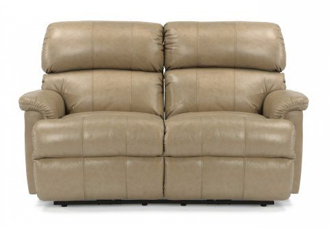 Surprising Chicago Leather Reclining Loveseat By Flexsteel Via Caraccident5 Cool Chair Designs And Ideas Caraccident5Info