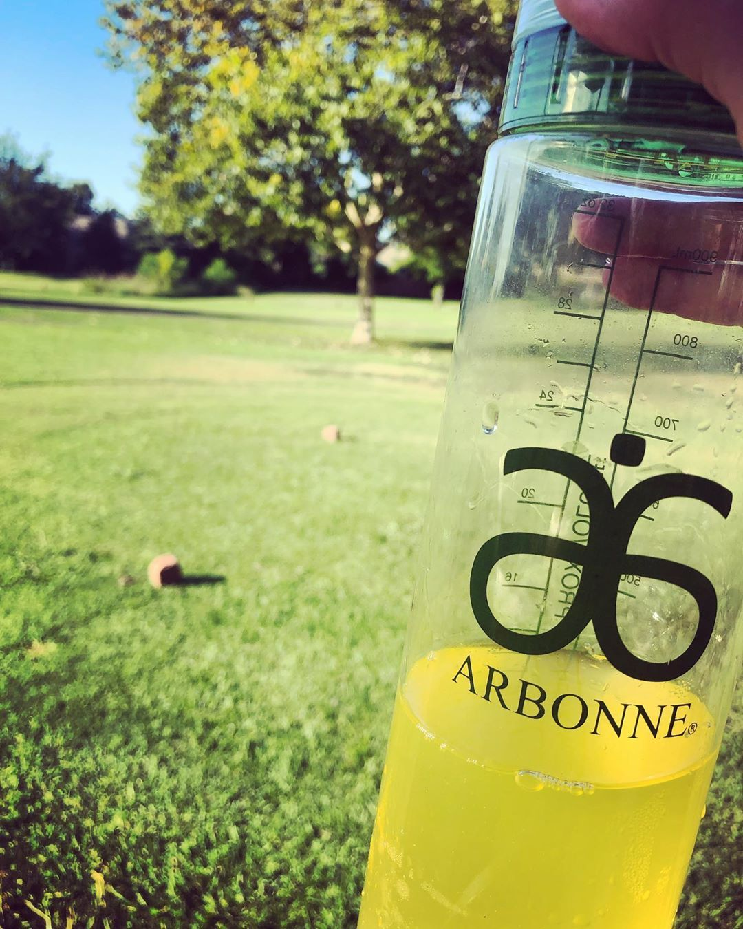 I may not share much Arbonne lately (or anything for that matter) but I ASSURE you it is still very much a part of my daily life! . . . #socialmediahiatus #onthereturn #stillhere #workworkwork #golf #fizzsticklife #everyday