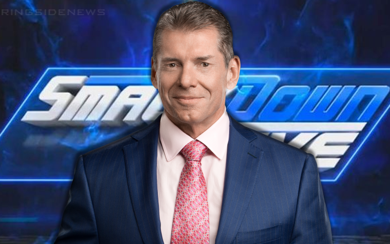 Vince Mcmahon Kept One Idea From Smackdown Script This Week Vince Mcmahon Shane Mcmahon Wrestling News