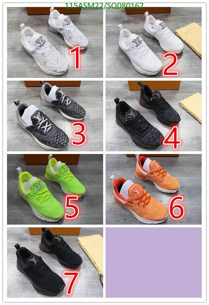 $:115USD (Free shipping) LOUIS VUITTON Men's and women's shoes  Code: SQ080162