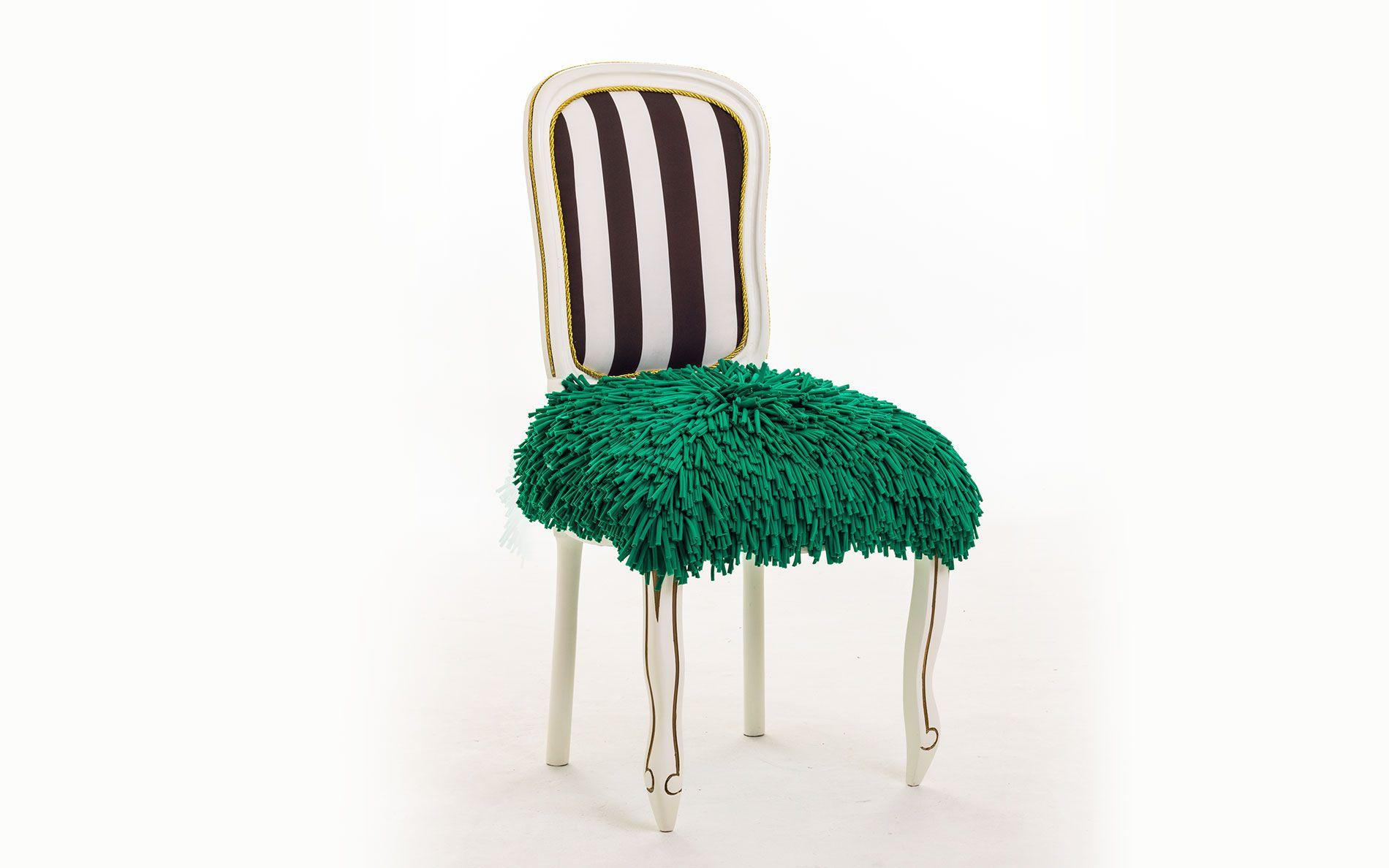 Cadeira do Rei do Futebol