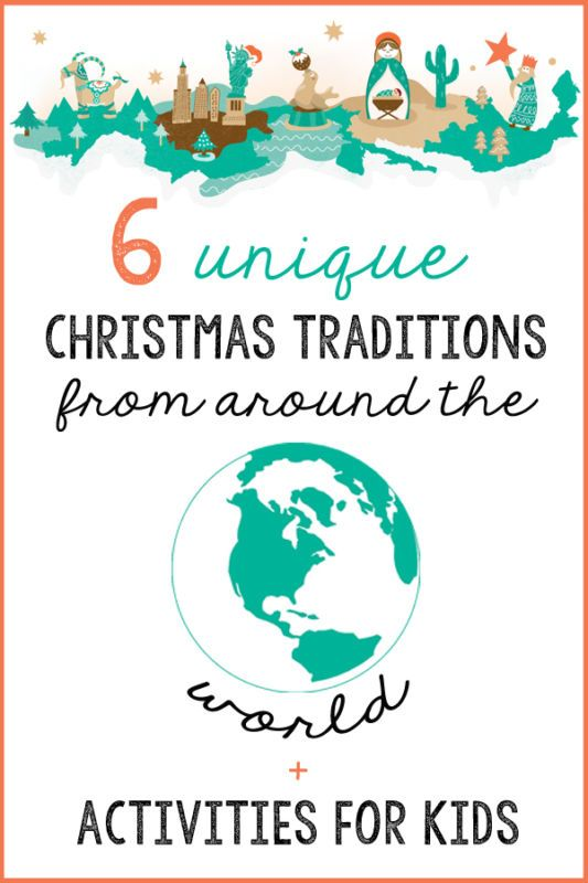 Unique Christmas Traditions From Around The World Hey
