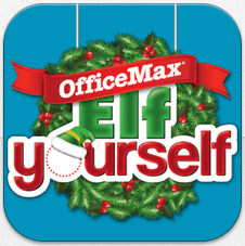 elfyourself by officemax funky free christmas app video - Free Christmas Apps