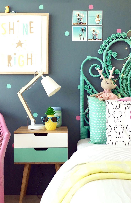Abbyu0027s Room, Colour Scheme U0027nd Polka Dots