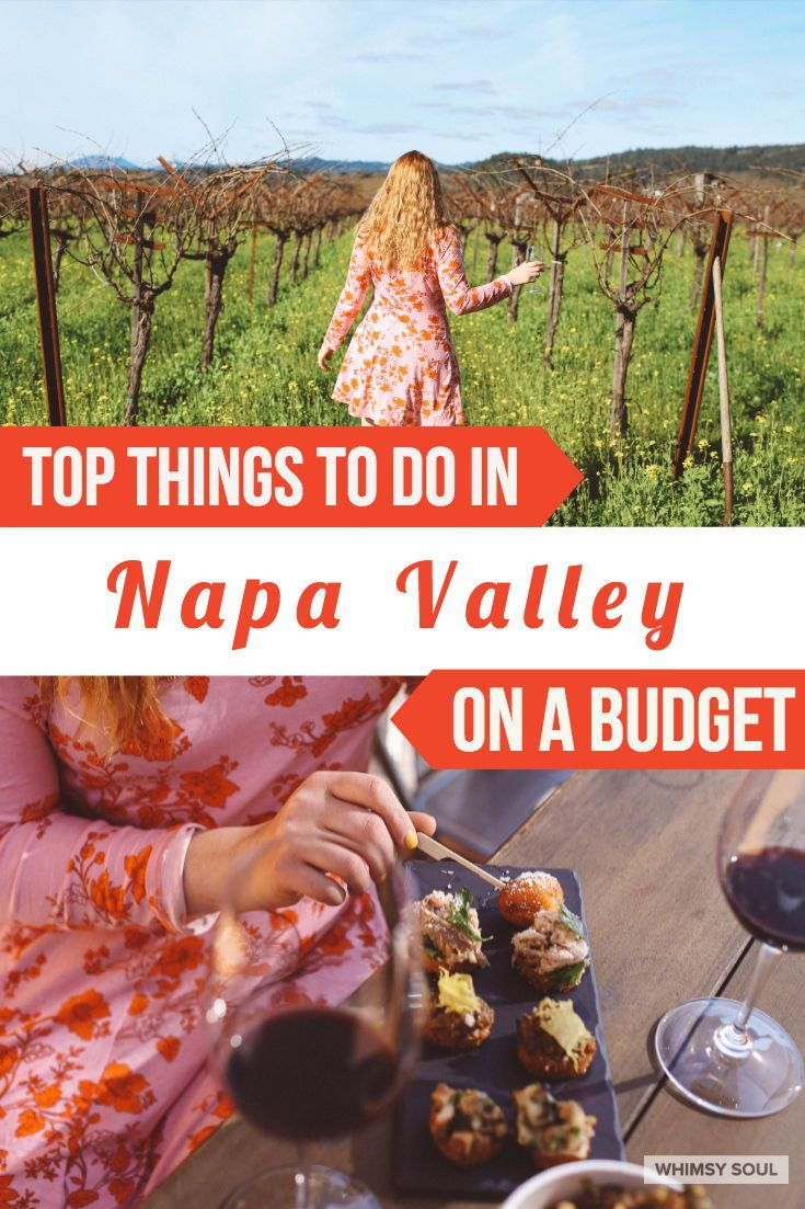 Napa Valley On A Budget How To Wine Taste For Free More Visit Napa Valley Napa Valley Trip Napa Trip