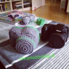 A crochet camera case!                                                                                                                                                                                 More #crochetcamera A crochet camera case!                                                                                                                                                                                 More #crochetcamera A crochet camera case! #crochetcamera