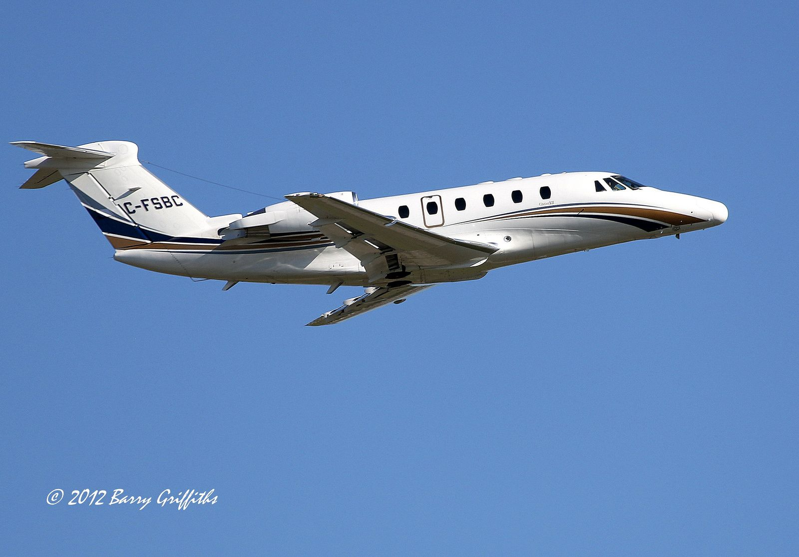 Cessna 650 Citation VII s/n 6507092 (1999) Image Air