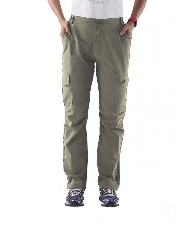 93d855b19c2f Womens Quick Dry Lightweight Cargo Pants - Khaki - CP17XE2DDCW,Women's  Clothing, Pants #Pants #fashion #style #Pants